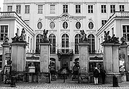 coselpalais,德累斯顿,架构