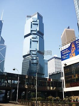 香港,結構,建設