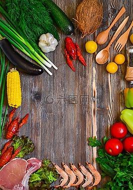 食品,產品展示,鄉村