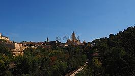 塞哥维亚,大教堂,体系结构