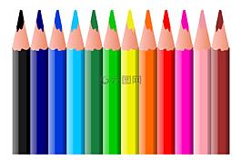 动画,颜色,铅笔