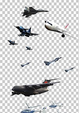 戰斗機飛機免扣矢量素材