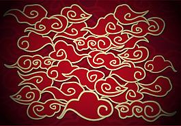 中國云朵素材