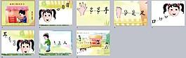觀察人體識漢字PPT課件