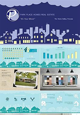 国外给投资商看的房地产项目报告ppt模板