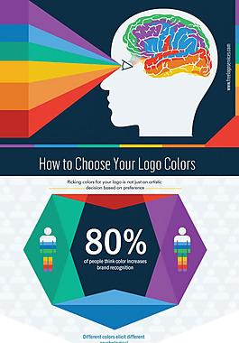 彩色手繪-如何選擇商標顏色