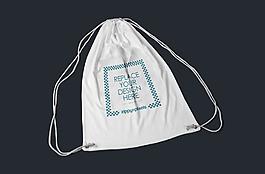布袋包装样机