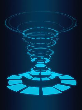 科幻光環分層