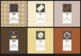巧克力的标签