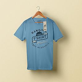 T-Shirt样机
