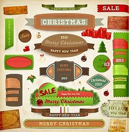 2013圣誕標簽貼紙網站