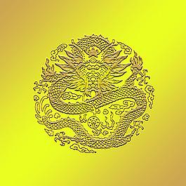 中國龍元素