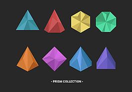 扁平化珠寶鉆石素材