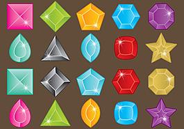 閃亮珠寶鉆石設計