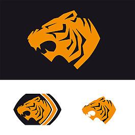 老虎標志圖片