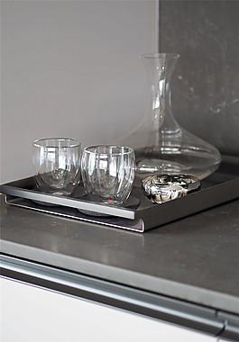 現代簡約室內扎壺杯子設計圖