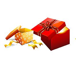 紅色禮品盒彩盒