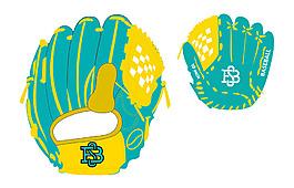 棒球手套設計稿