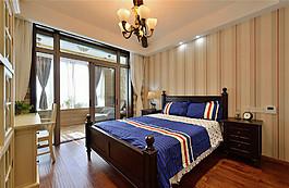 現代簡約臥室裝修圖片