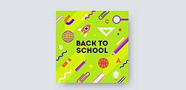 學校教育H5頁面活動