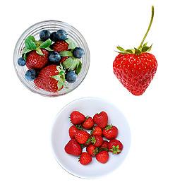 美食水果实物素材