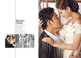 婚禮婚紗模板
