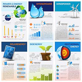 環保信息圖表圖片