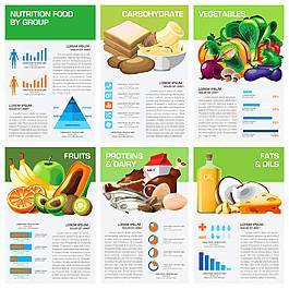 健康美食圖表圖片