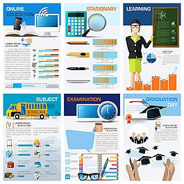 教育信息圖表圖片