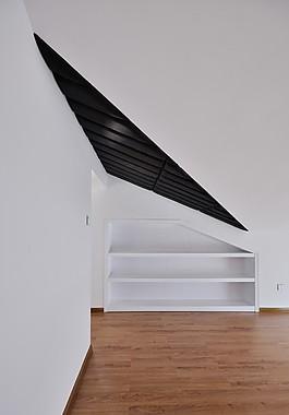 簡約室內走廊設背景墻計圖