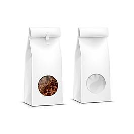 两款咖啡袋图片
