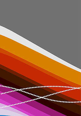 彩色線條背景