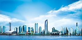 深圳標志性建筑PSD分層素材