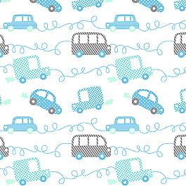动漫小汽车
