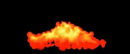 火焰視頻合成素材