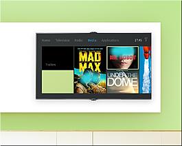 智能电视UI界面设计网页UI设计素材