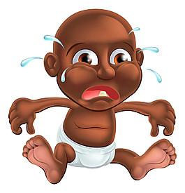 黑人嬰兒圖片