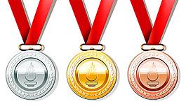 火炬獎牌圖片