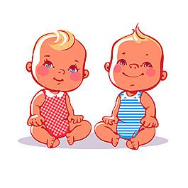 可愛外國寶寶圖片