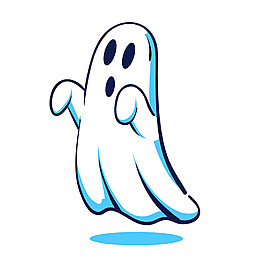 藍色幽靈圖片1