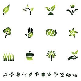 綠色環保標志圖片