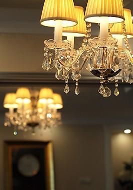 時尚室內吊燈設計圖