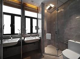 簡約衛生間洗手臺設計圖
