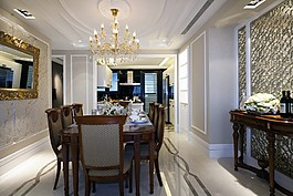 時尚餐廳吊燈設計圖