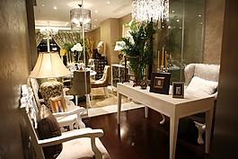 時尚客廳吊燈設計圖
