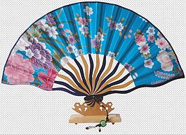 日式優雅折扇