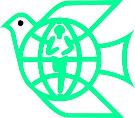 線框鴿子素材設計