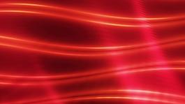 紅色波紋抽象背景