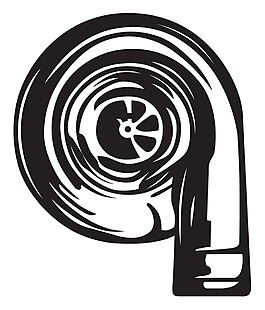 增壓器矢量素材-W-2