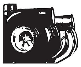 增壓器矢量素材-W-5